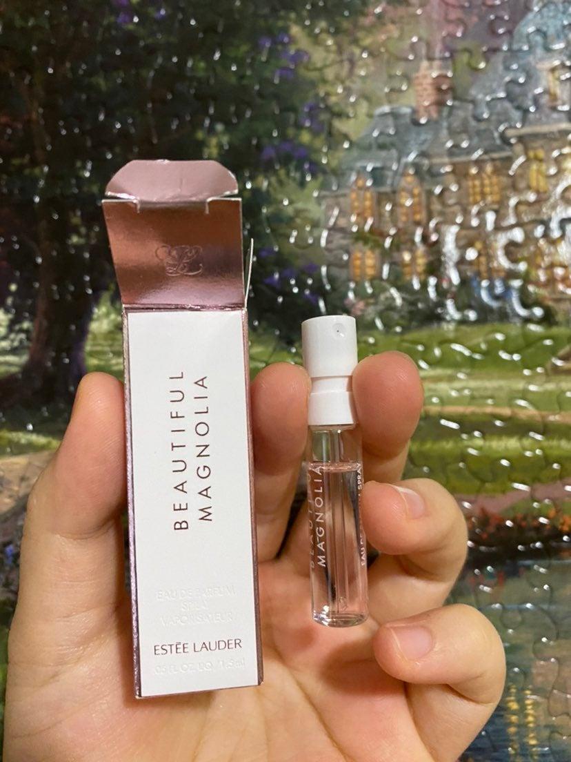 Estee Lauder, dior, valentino perfume