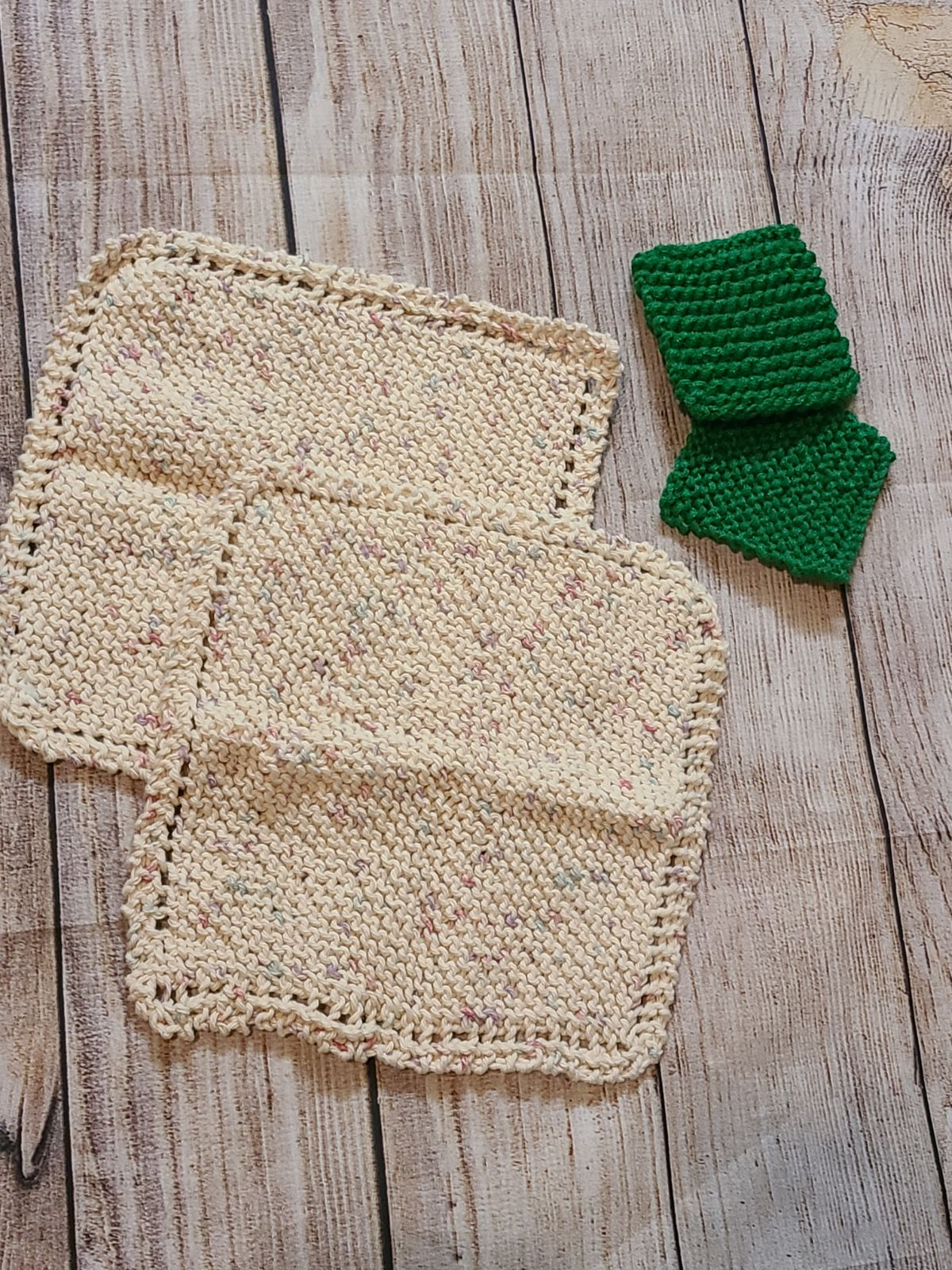 Crochet Wash Cloths and Scrubbers