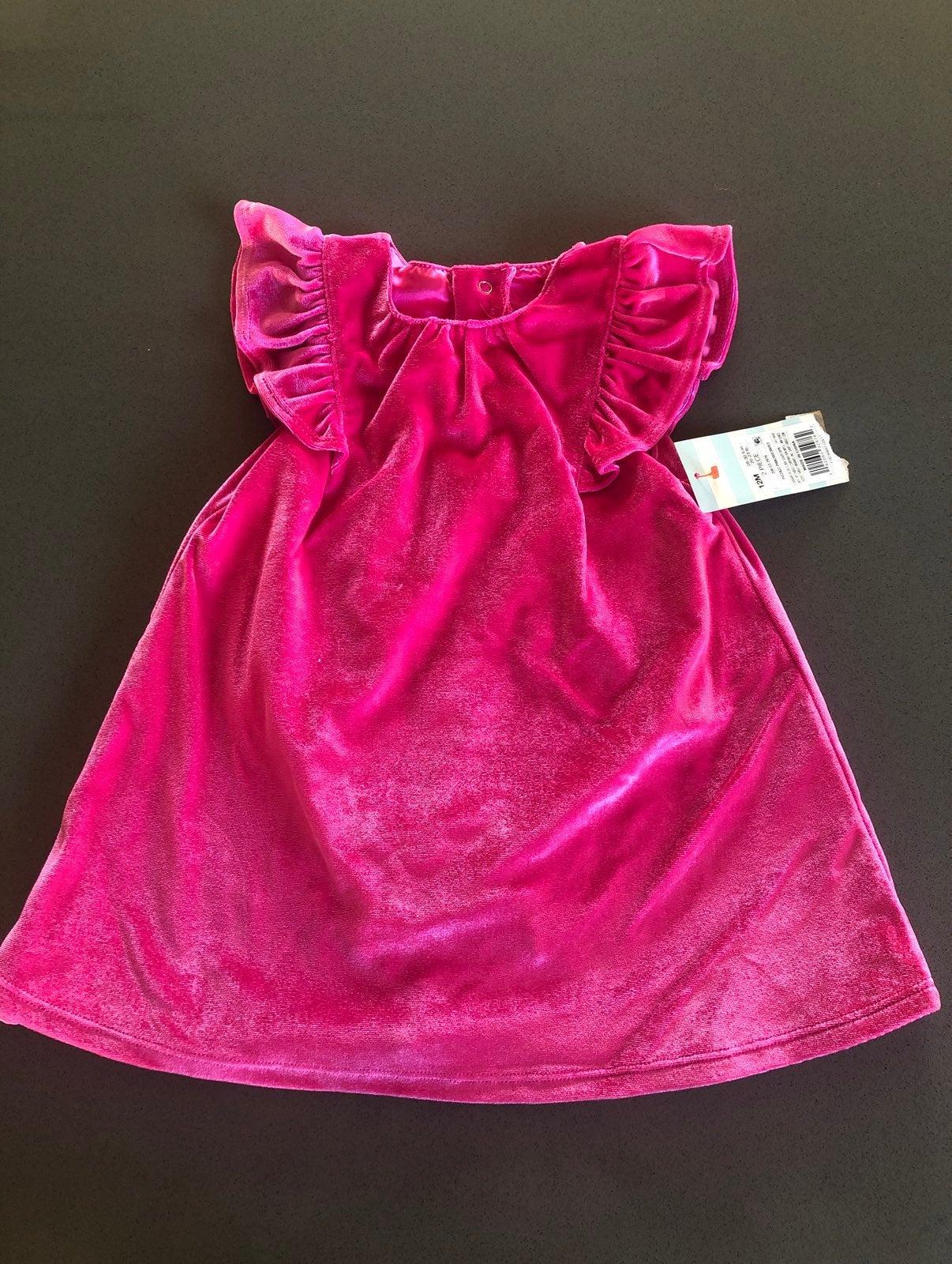 Toddler Dress Size 12 Months
