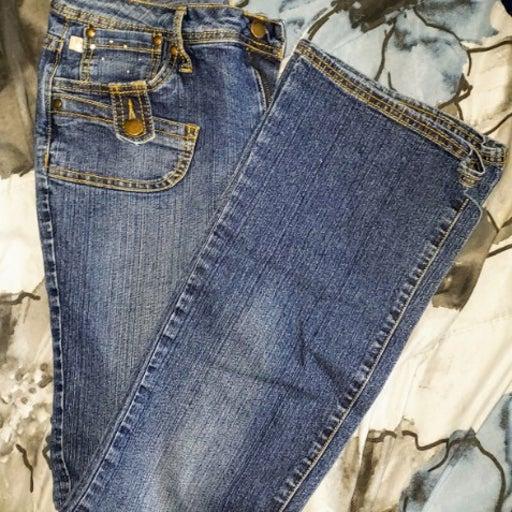 Women's Crest Jeans