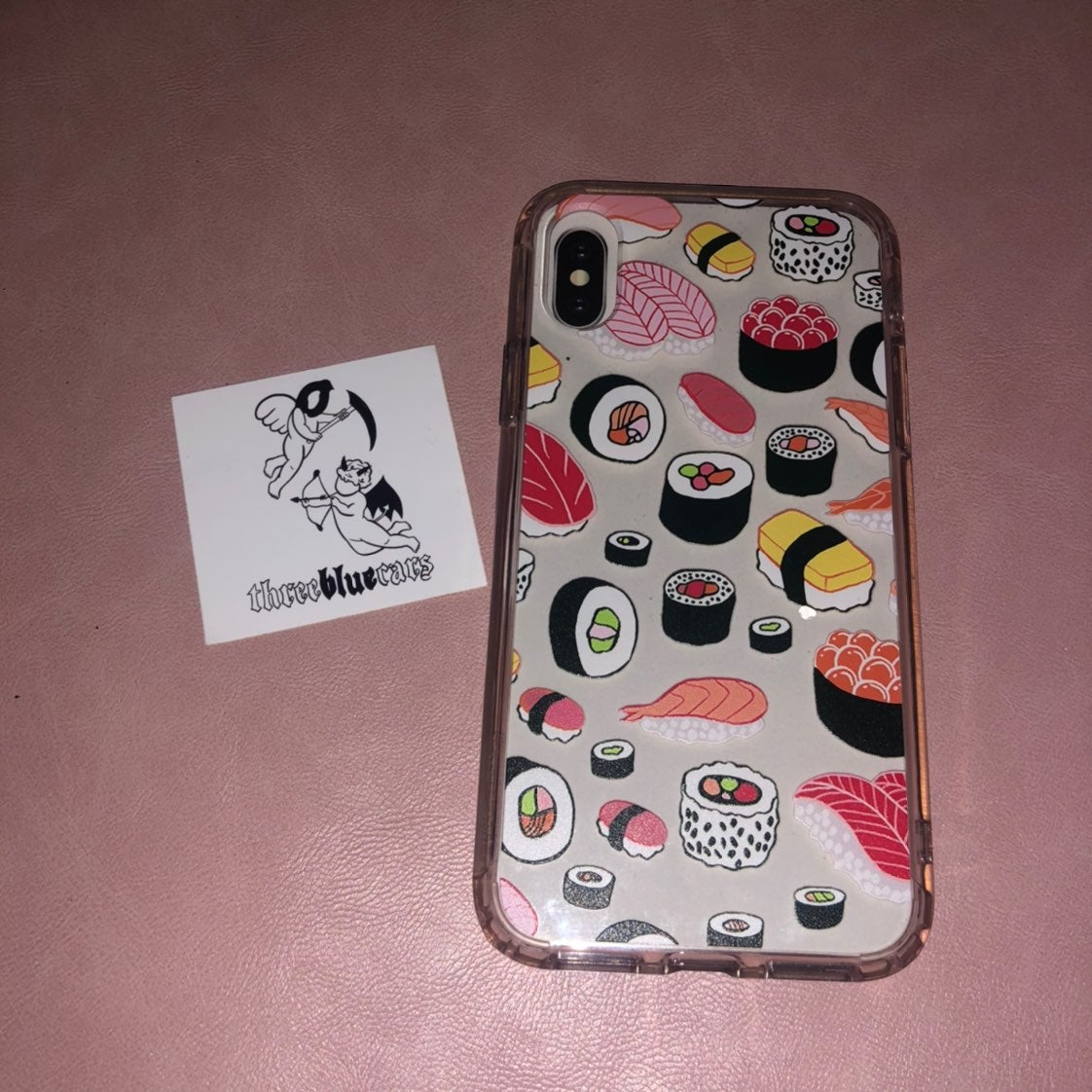 Sushi iPhone X/XS phone case