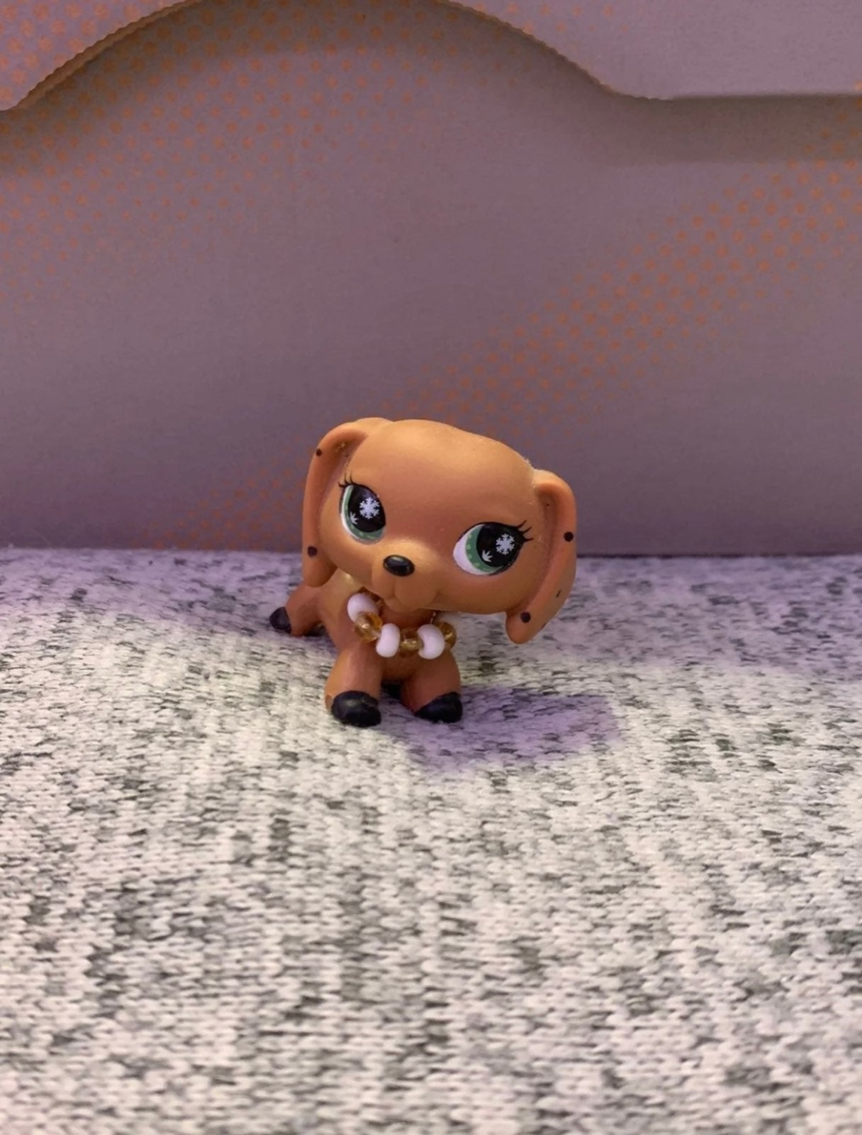 LPS bundle dachshund and collie