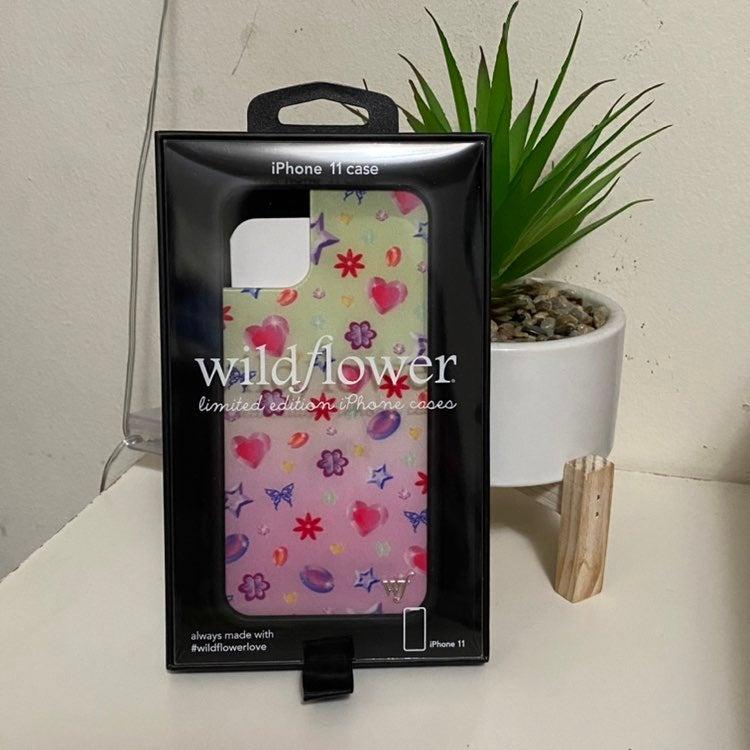 IPHONE 11 WILDFLOWER CASE