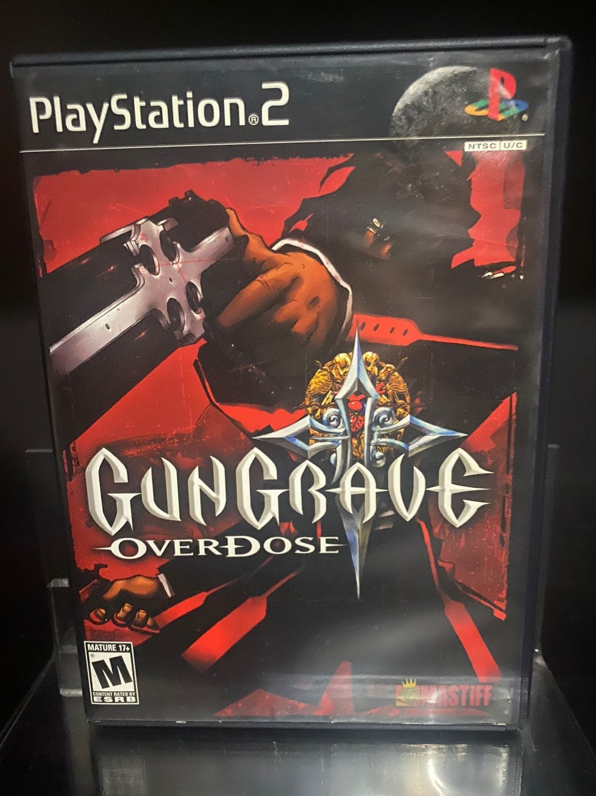 Gungrave Overdose Playstation 2 PS2
