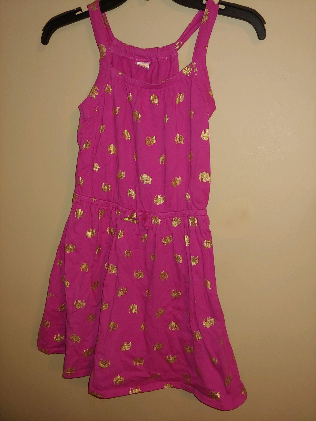 Gymboree Elephant Dress