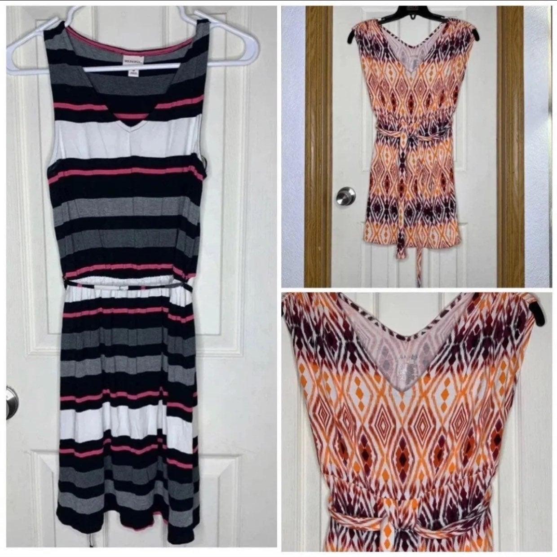 2 Summer Dresses, Medium