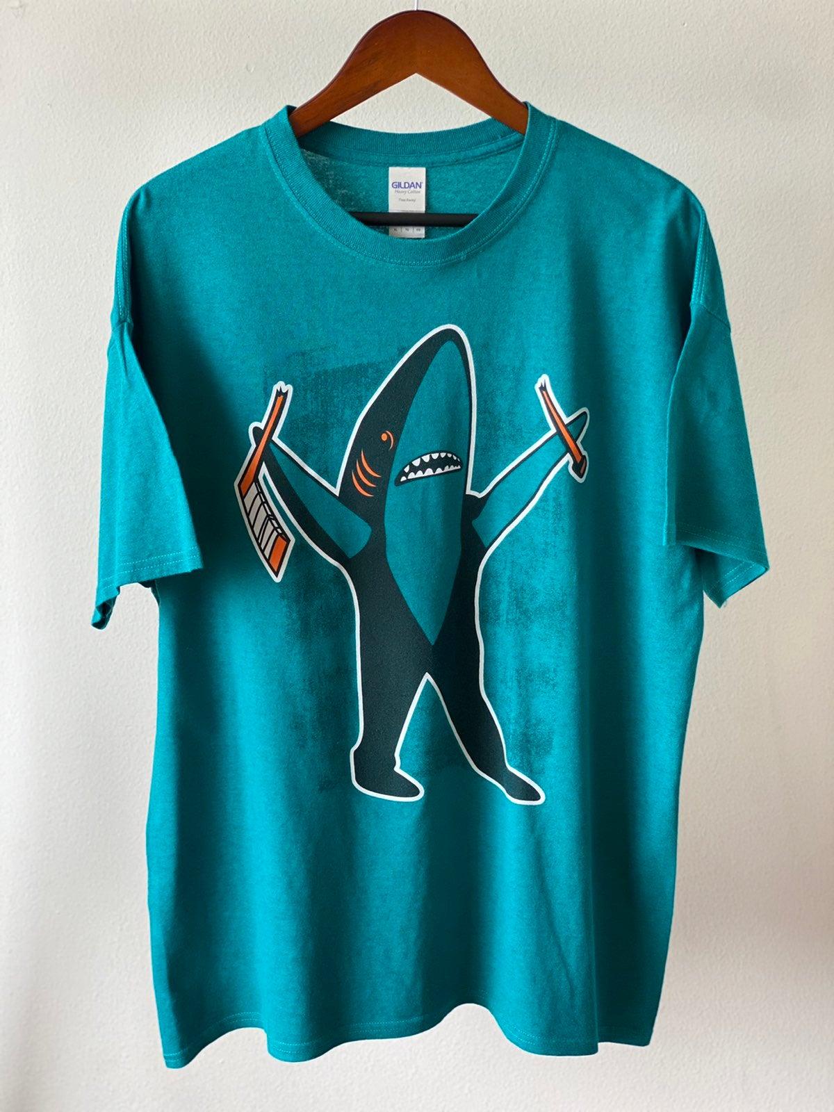 San Jose Sharks Shirt Sz XL