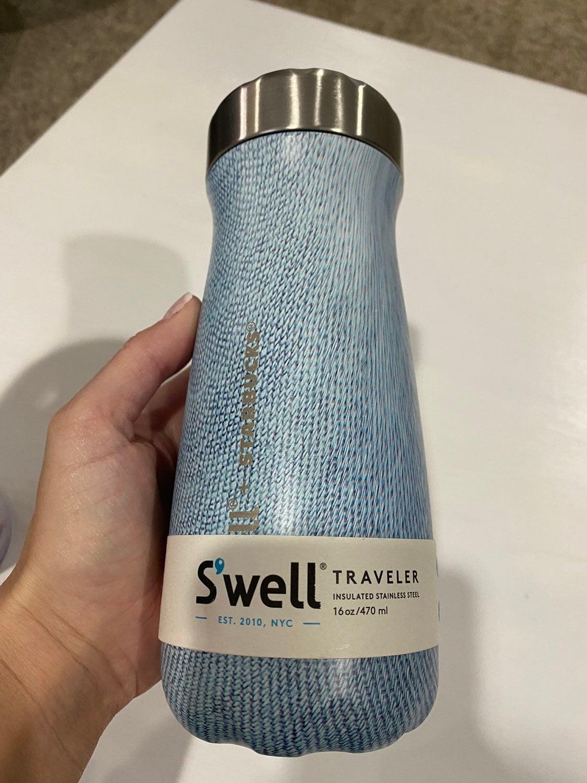 Swell starbucks traveler bottle