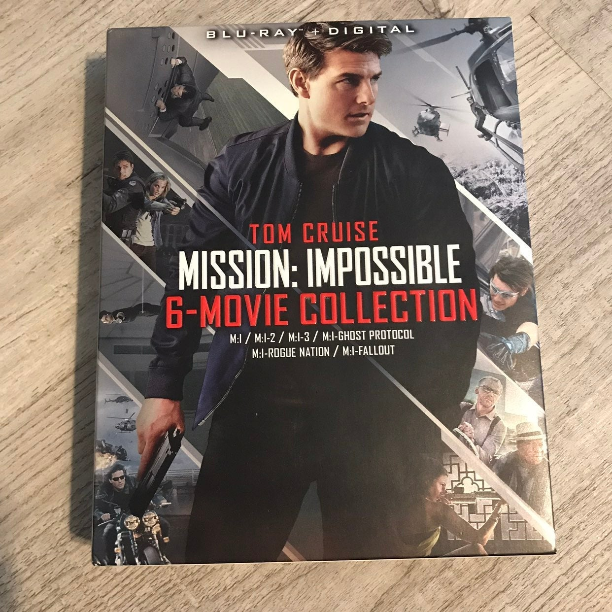 Mission Impossible: 6 Movie Collection