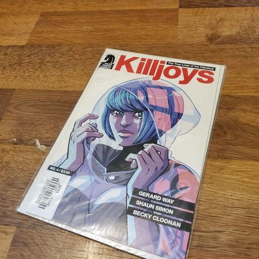 Unopened Killjoys #4