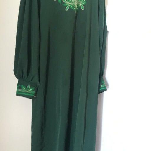 Green Robe For Kids