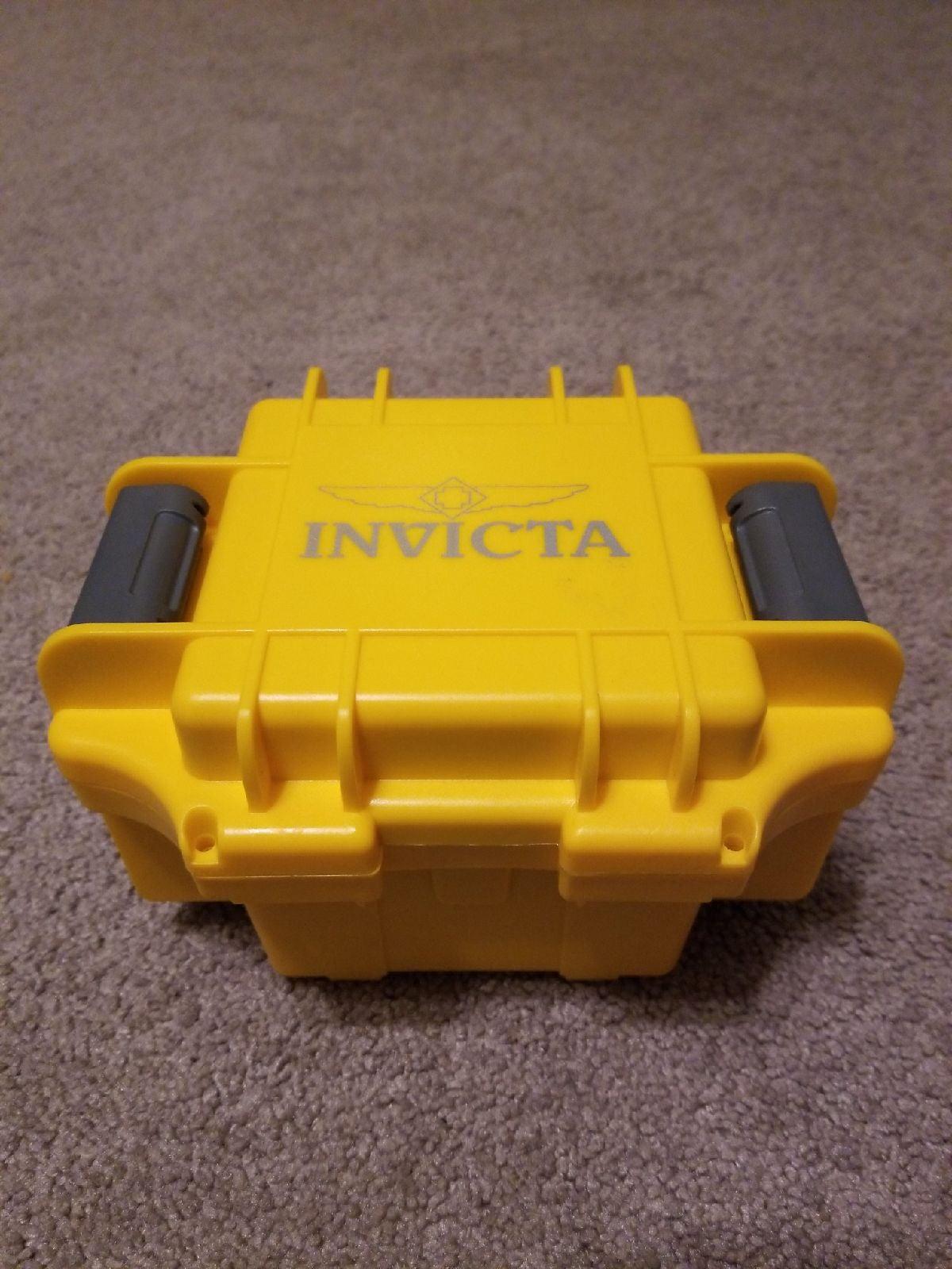 Invicta Plastic Watch Dive Case