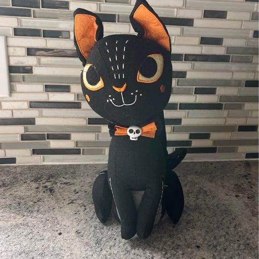Target Hyde & Eek Boutique Cat Plush Decor