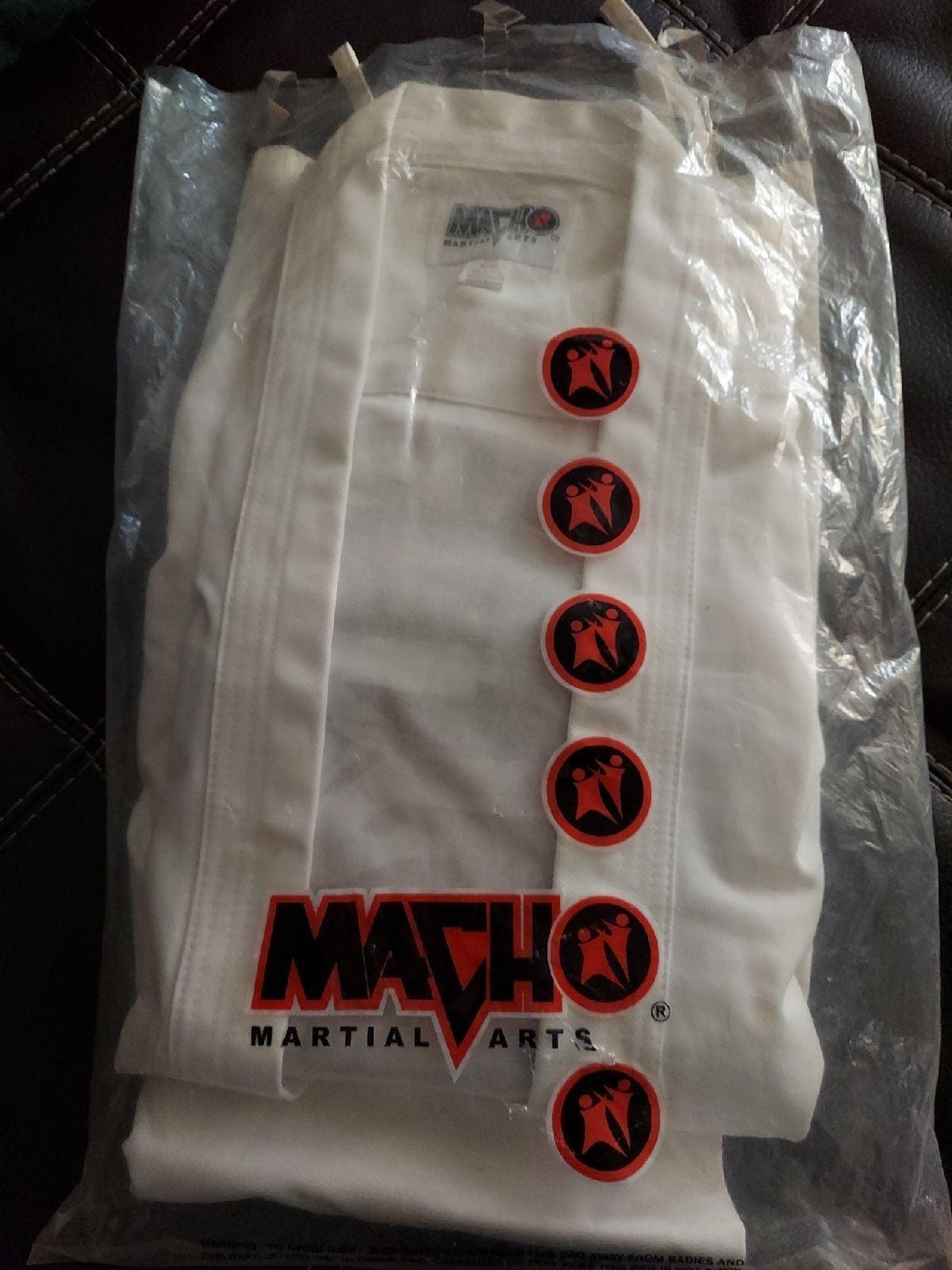 Macho Martial Arts Suit