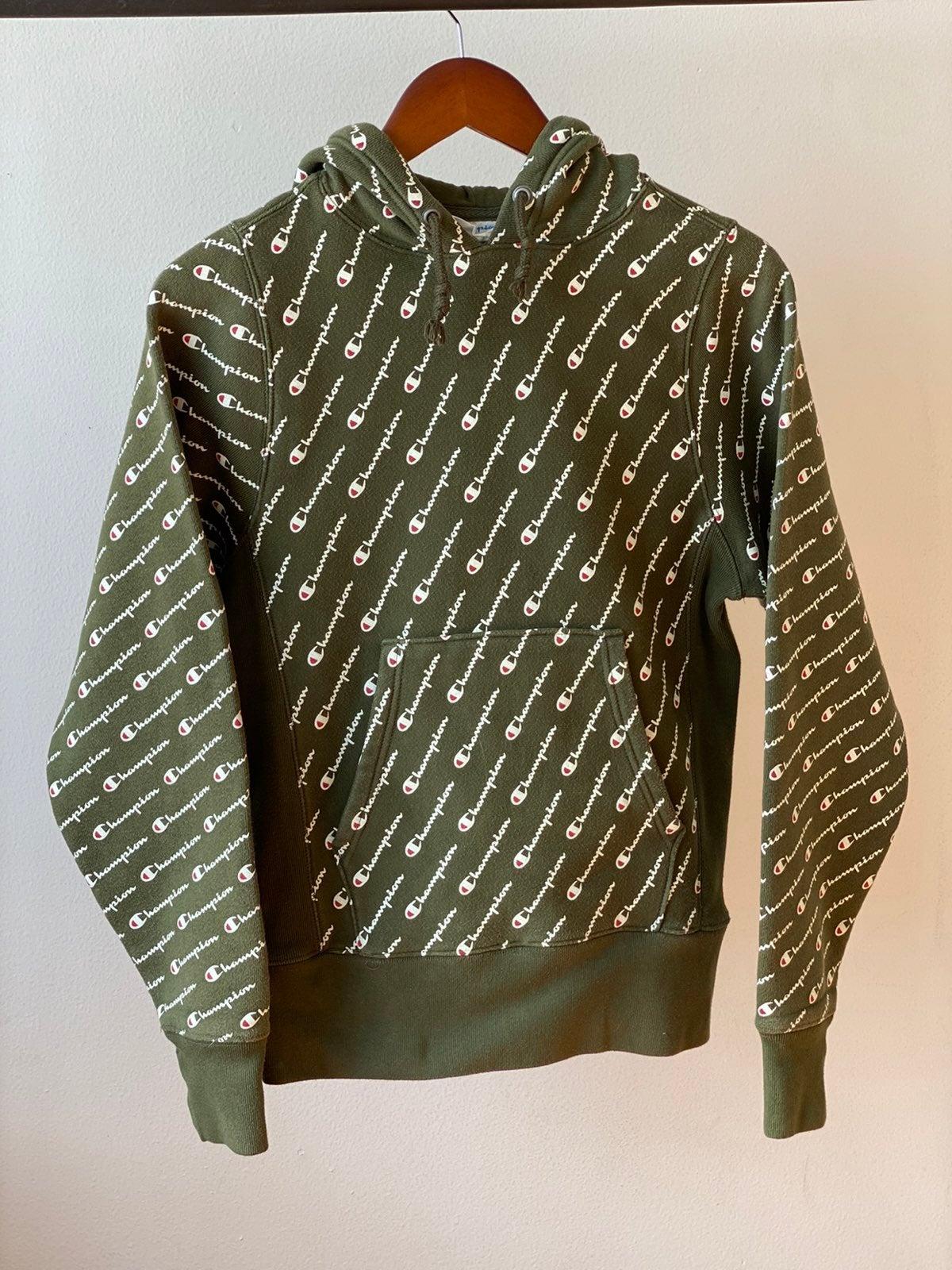 Vintage Champion Reverse Weave Hoodie