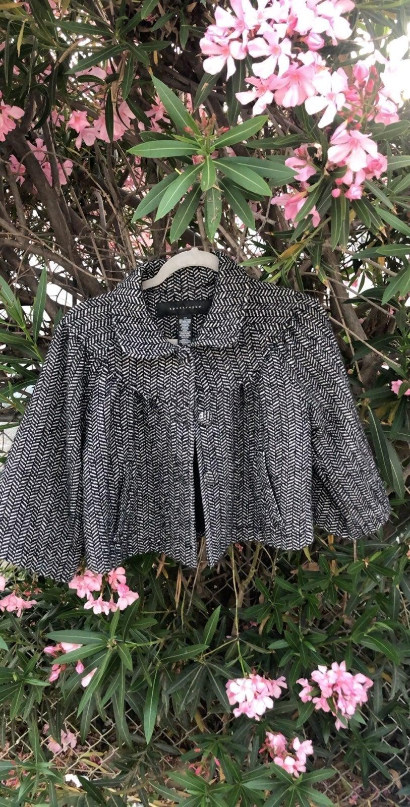 Cute short coat size S