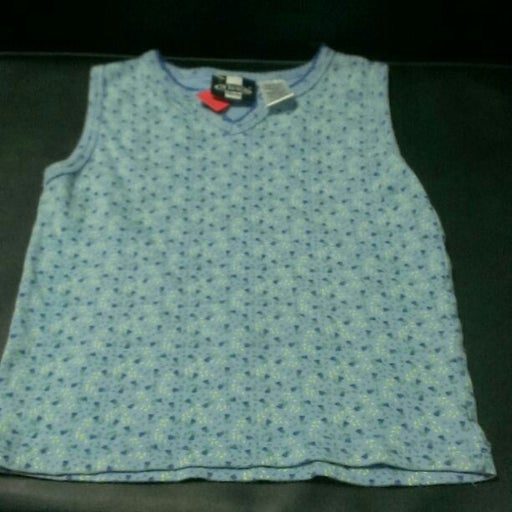 Cute Girl's Tank Top for Spring & Summer