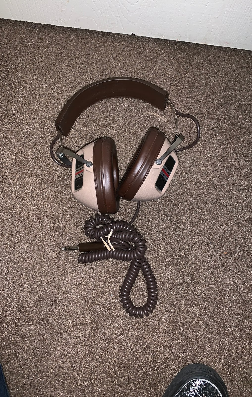 Pristine KOSS Headphones