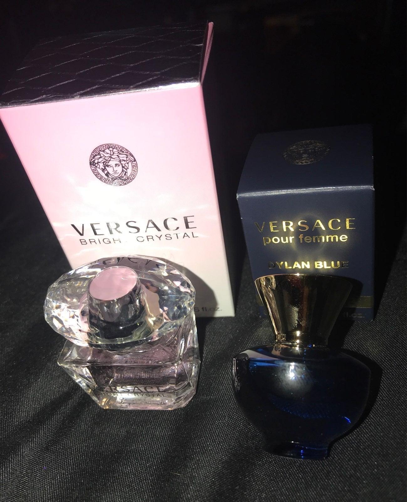 Versace Perfume Bundle