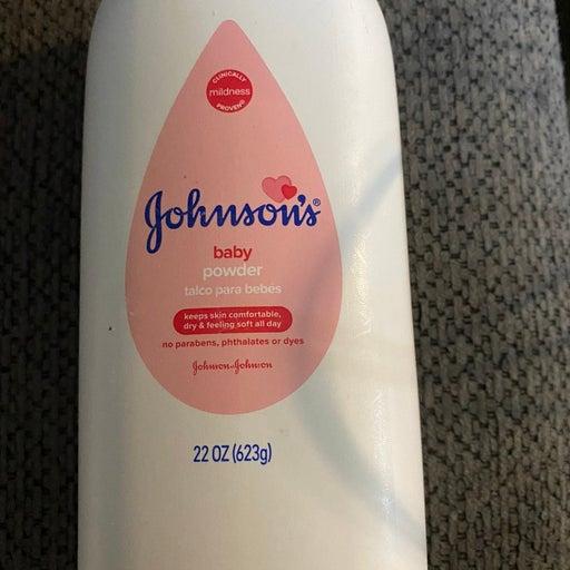 Johnson's Baby Powder 22 oz Pink Hypoall