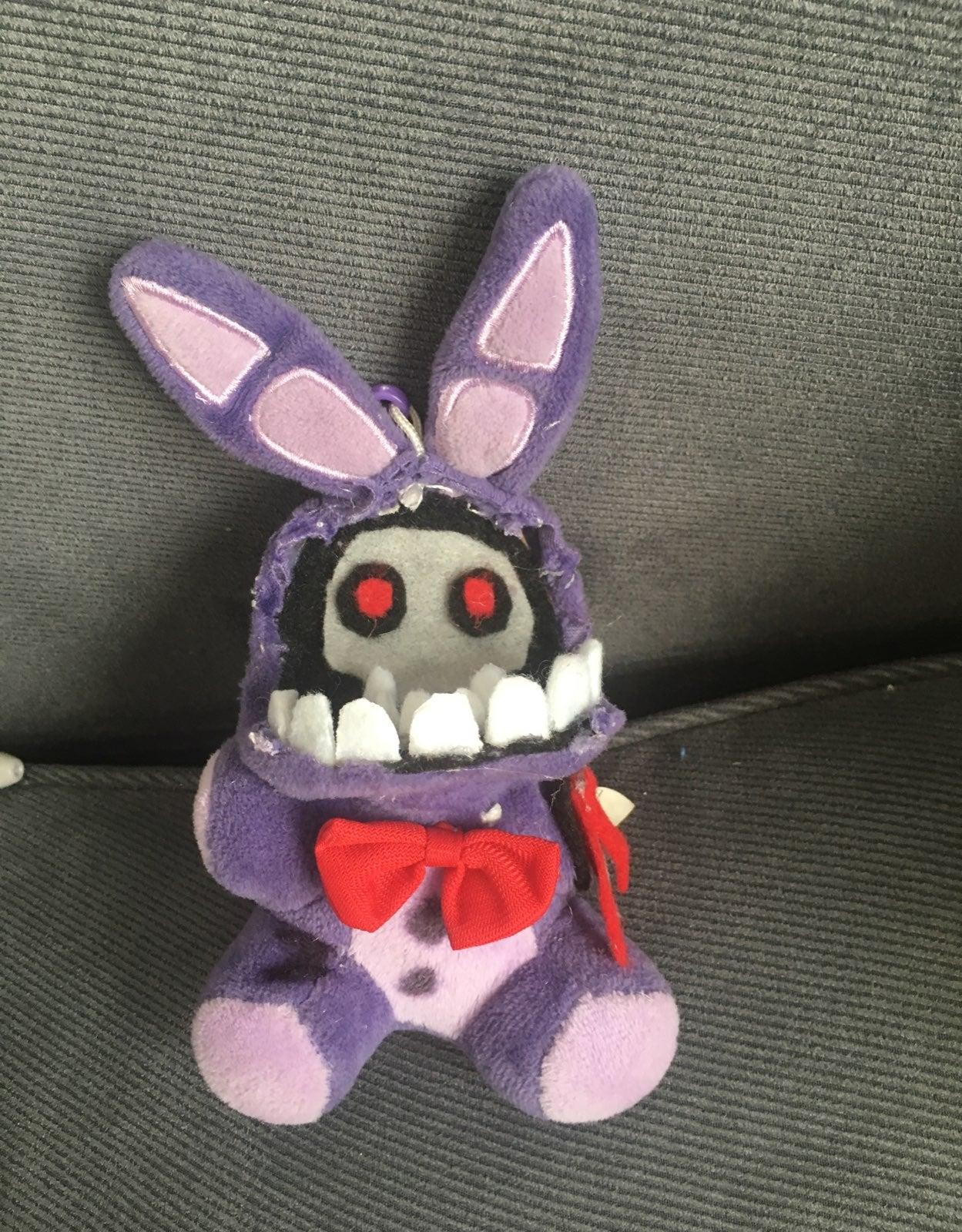 FNAF Plush Withered Bonnie Custom