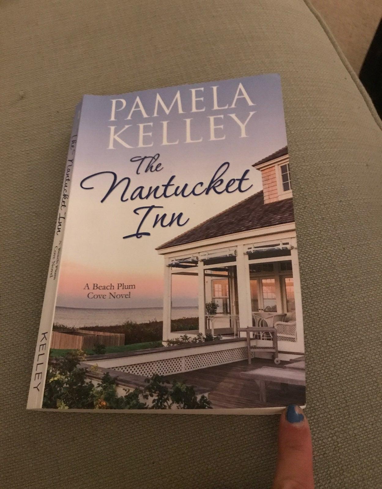 The Nantucket Inn by Pamela Kelley