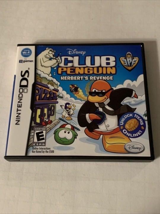 Club Penguin DS Bundle for Pillz