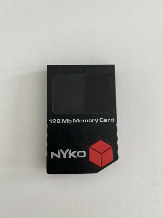 Nyko 128 MB Memory Card (Game Cube)