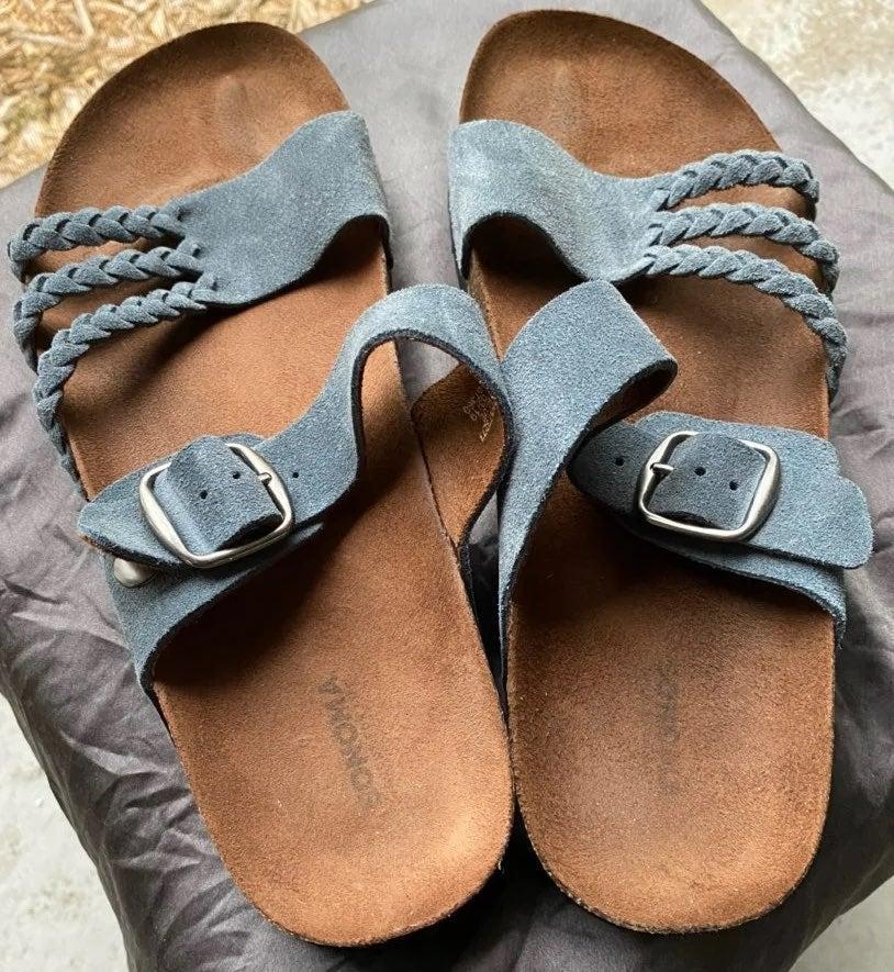 Birkenstock style sandles