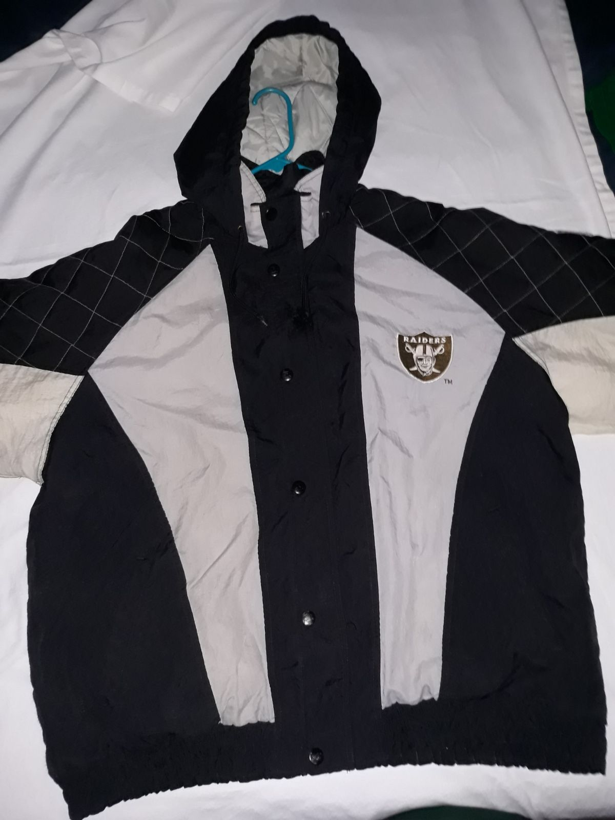 Vintage Starter Jacket Raiders