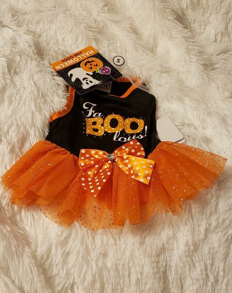 NWT Dog Size Small Halloween outfit