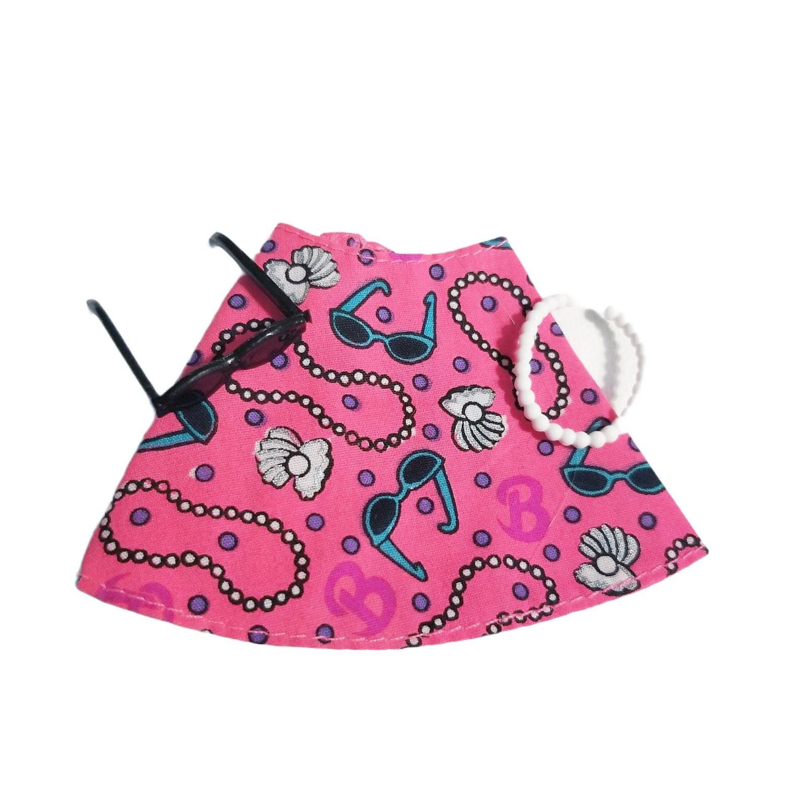 Barbie Pearl Beach Fashion Skirt 1997