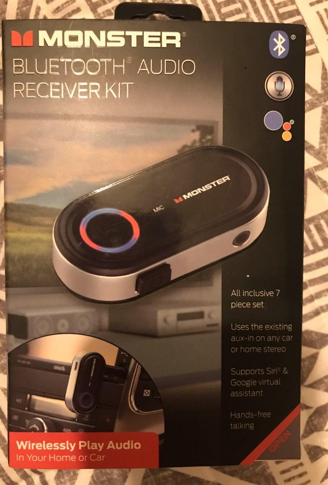 Bluetooth recieving kit
