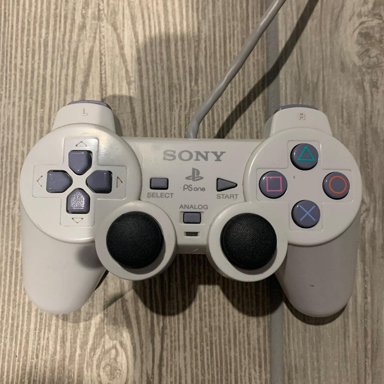 ps one controller playstation