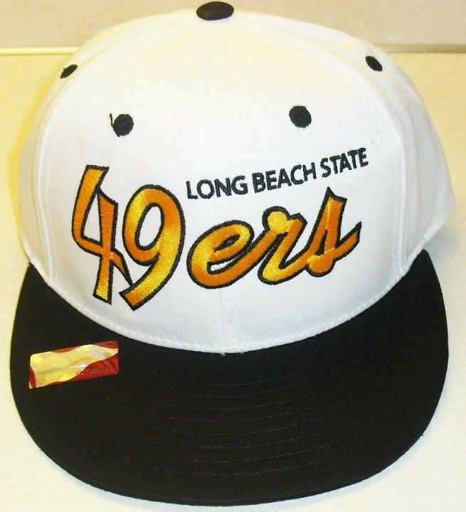 Long Beach State 49ers snapback hat Ncaa