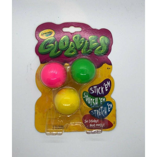 Crayola - Globbles - Jukers TikTok  3pk