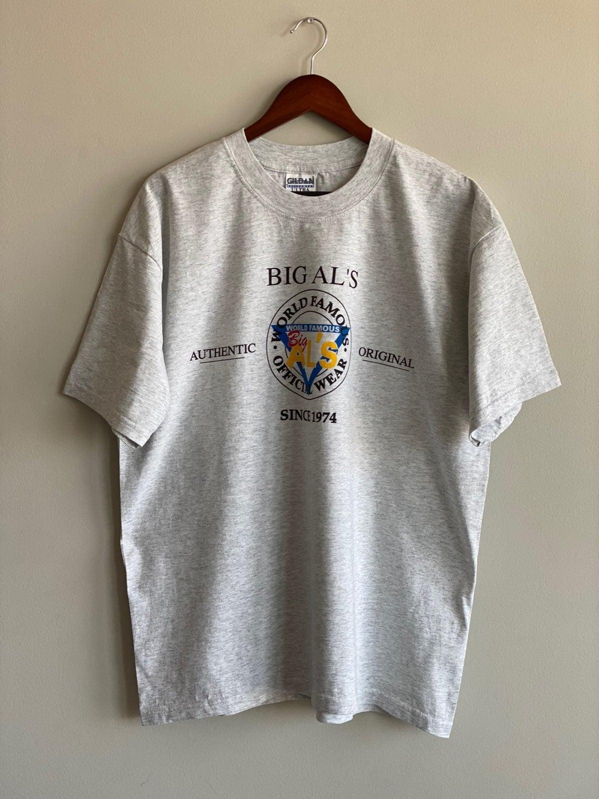 Vintage Big Al's Shirt