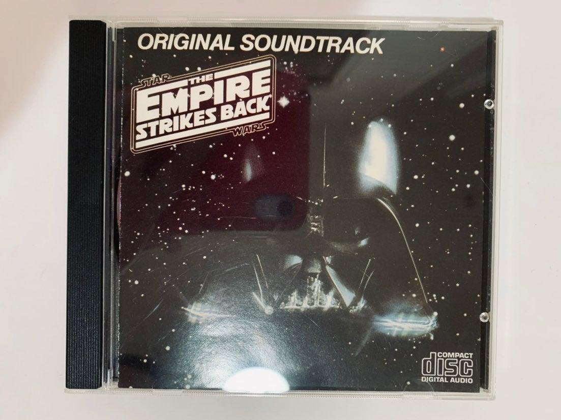 ORIG. 1980 Star Wars Empire Strikes CD