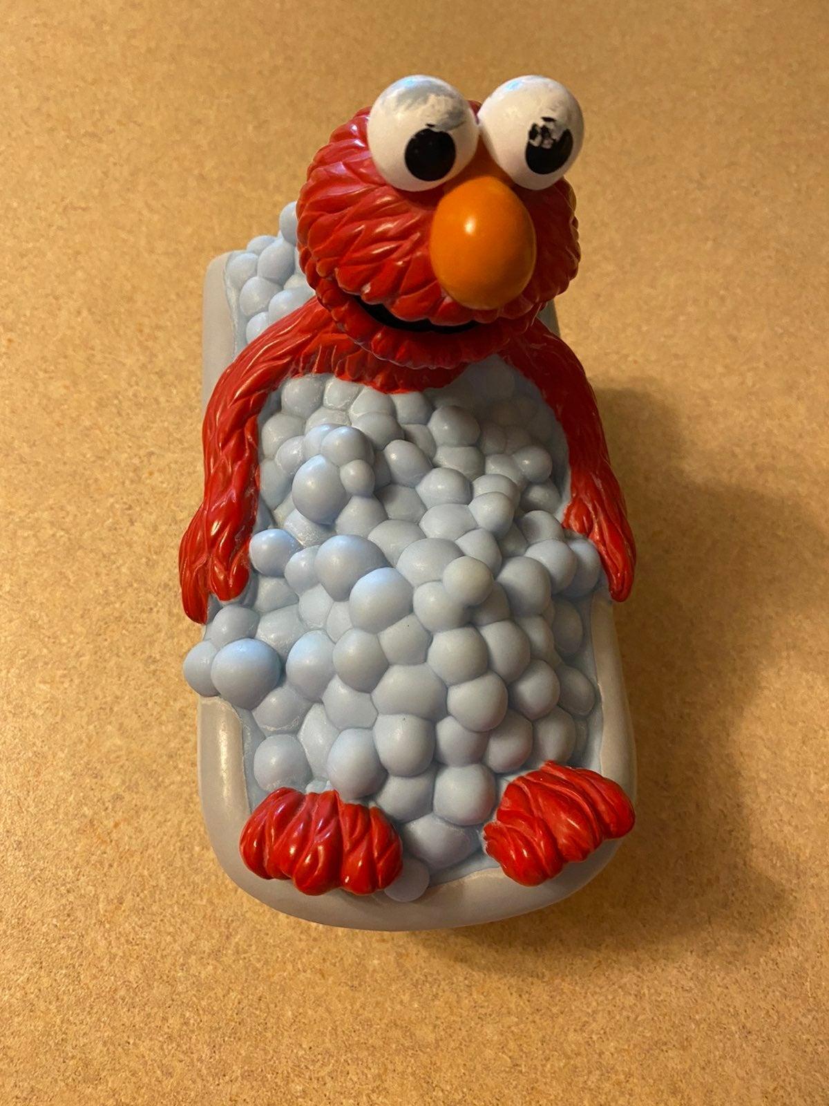 Elmo Bubbles Sesame Street Kid Safety Fa