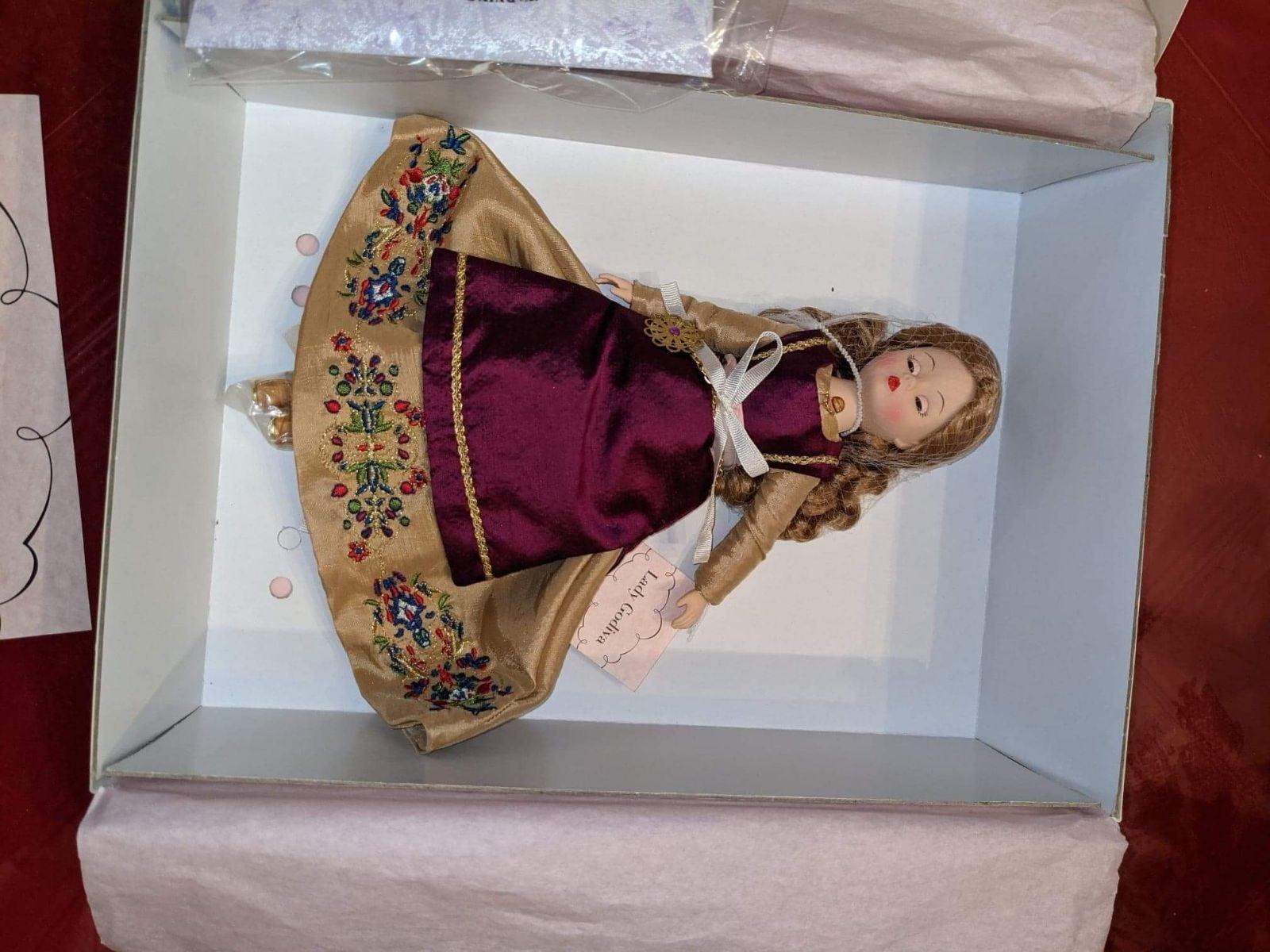 Madame alexander lady godiva 315/750