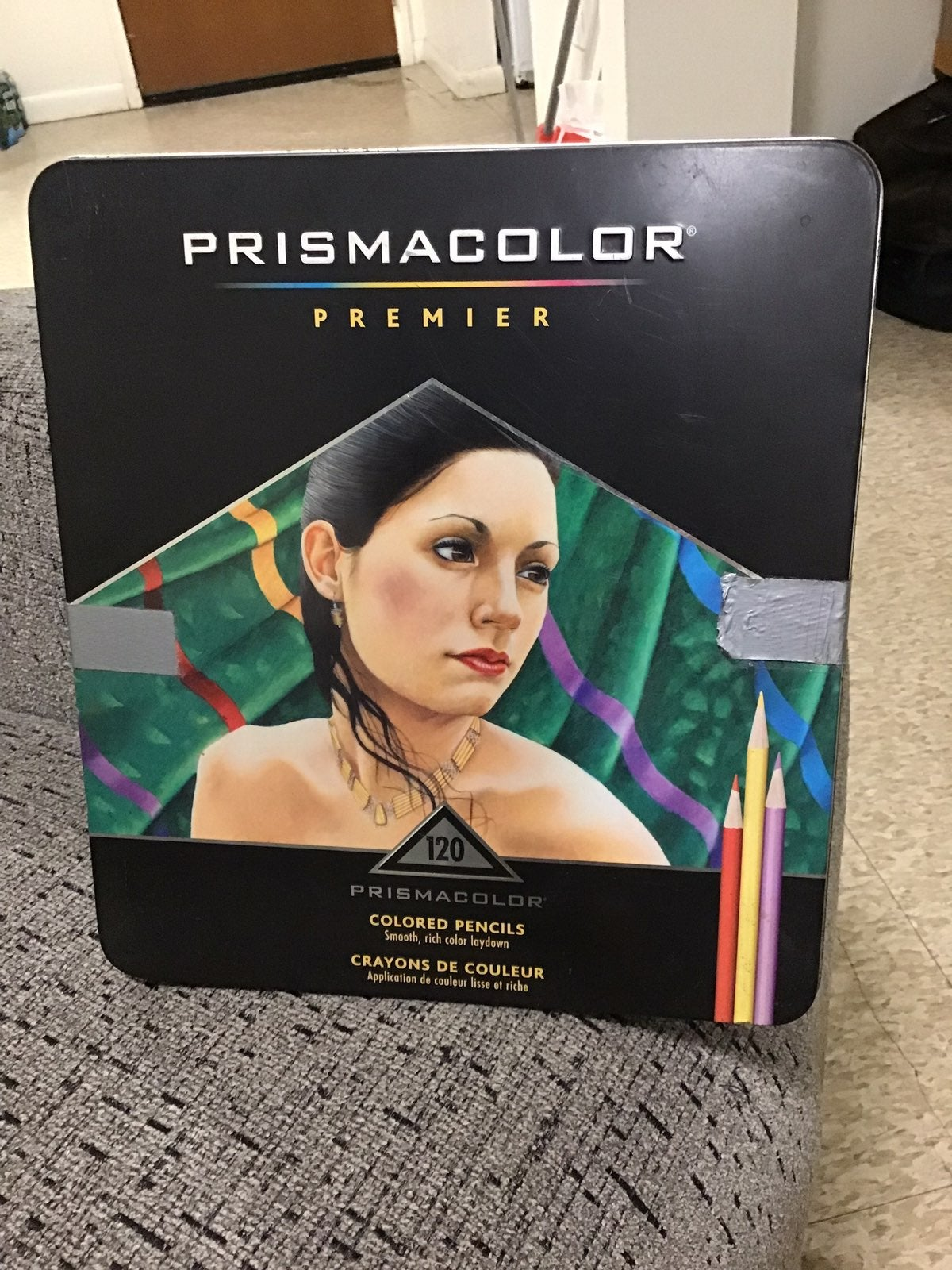 Prisma Color 120 Pc. Set!!!