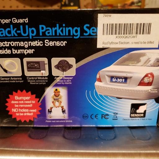 Backup Parking Sensor