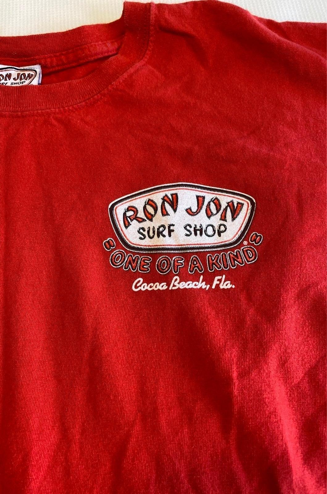 Vintage Ron Jon Surf Shop Tshirt
