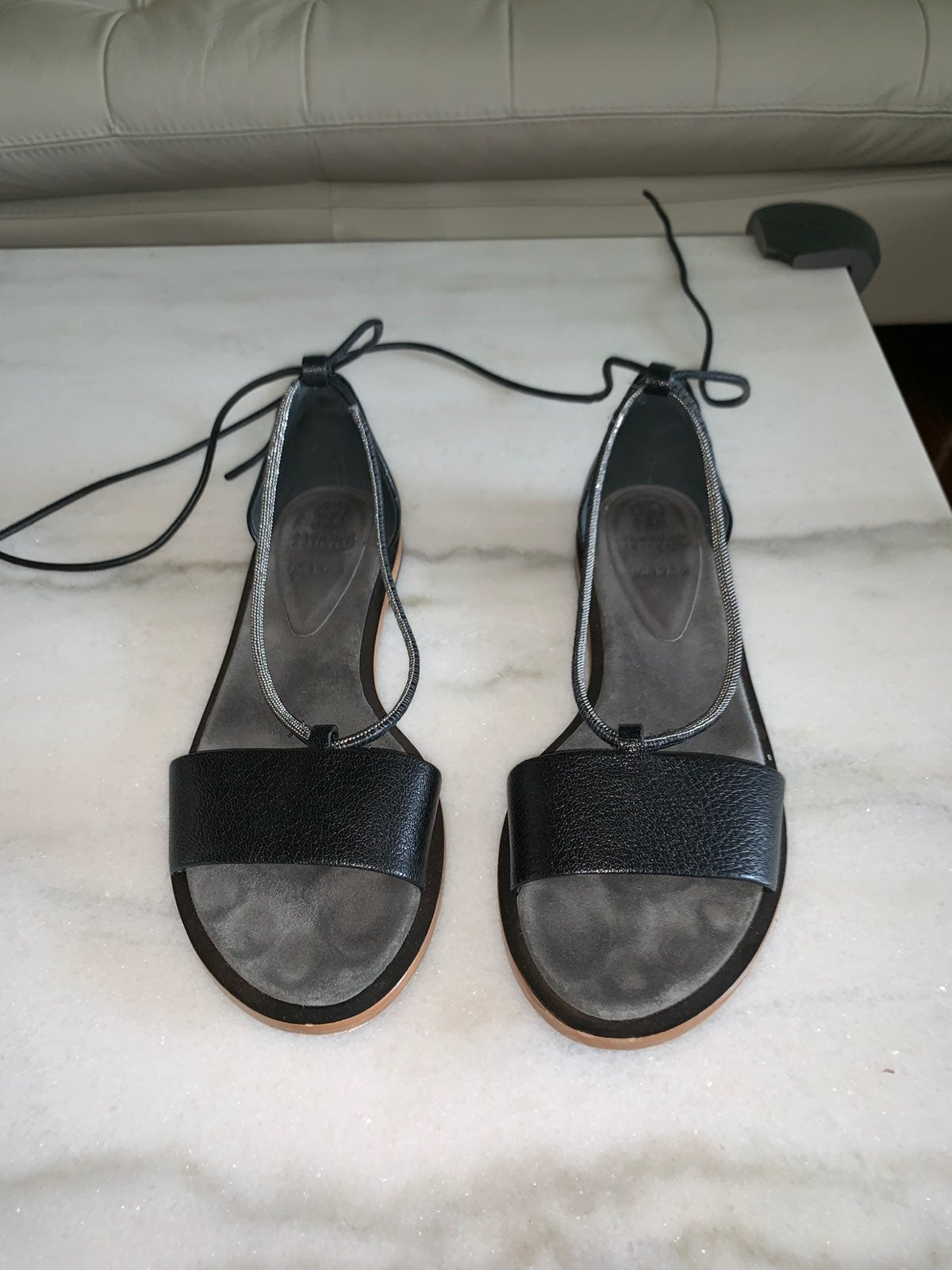 Sandals size 9.5- Brunello Cucinelli