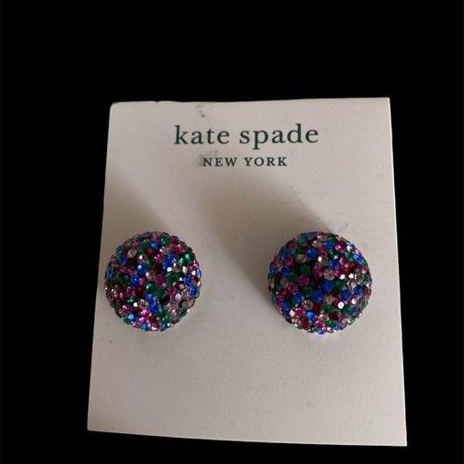 Kate Spade | Brilliant multi-stone earri