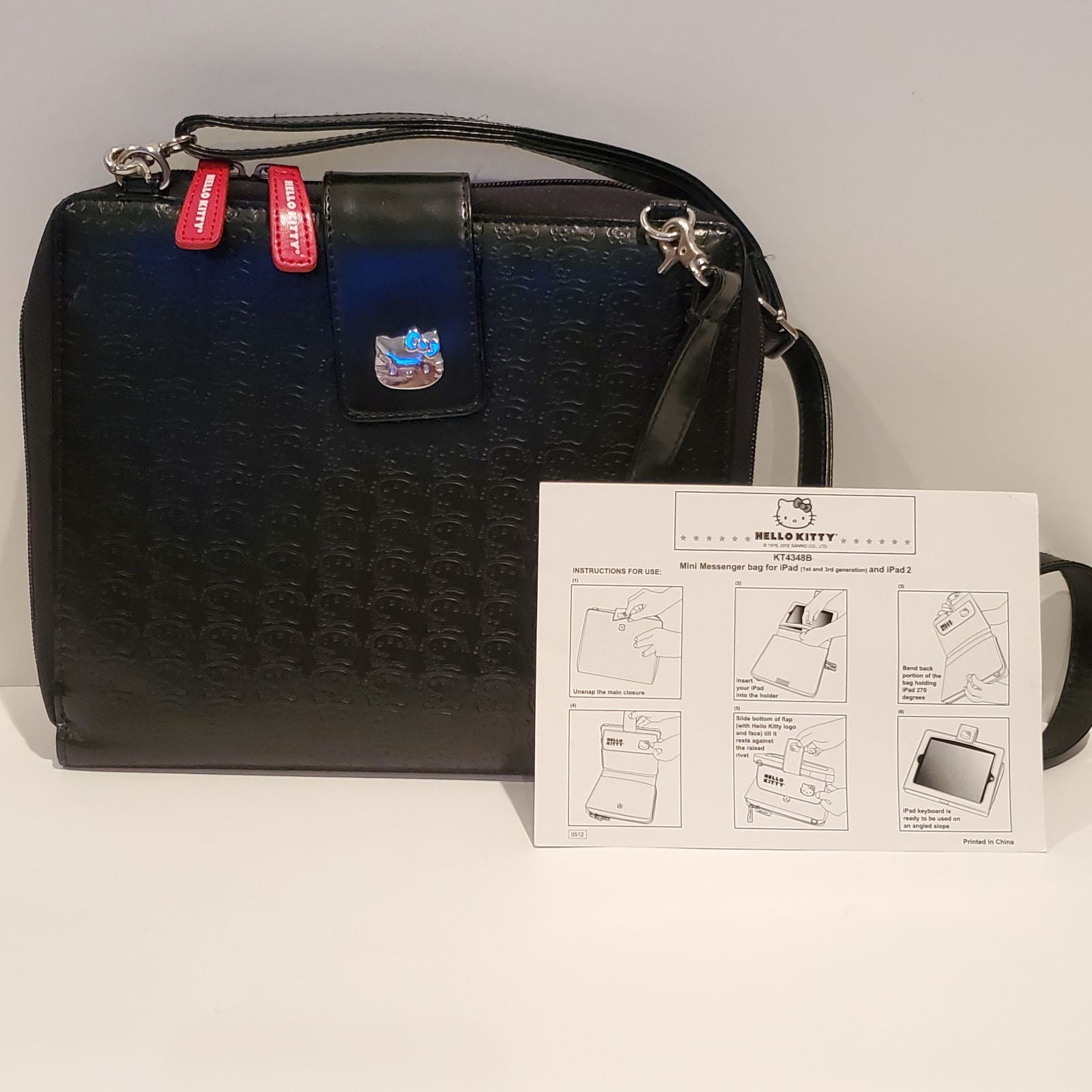 Sanrio Hello Kitty iPad Messenger Bag