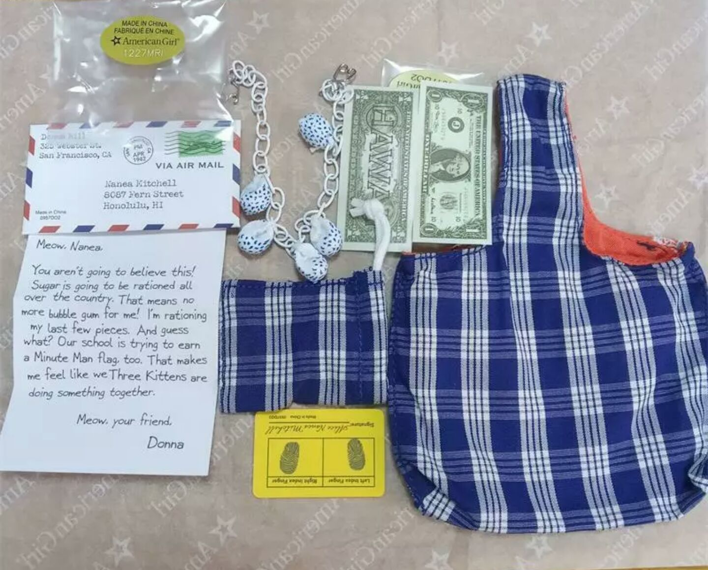 American Girl Nanea Accessories New