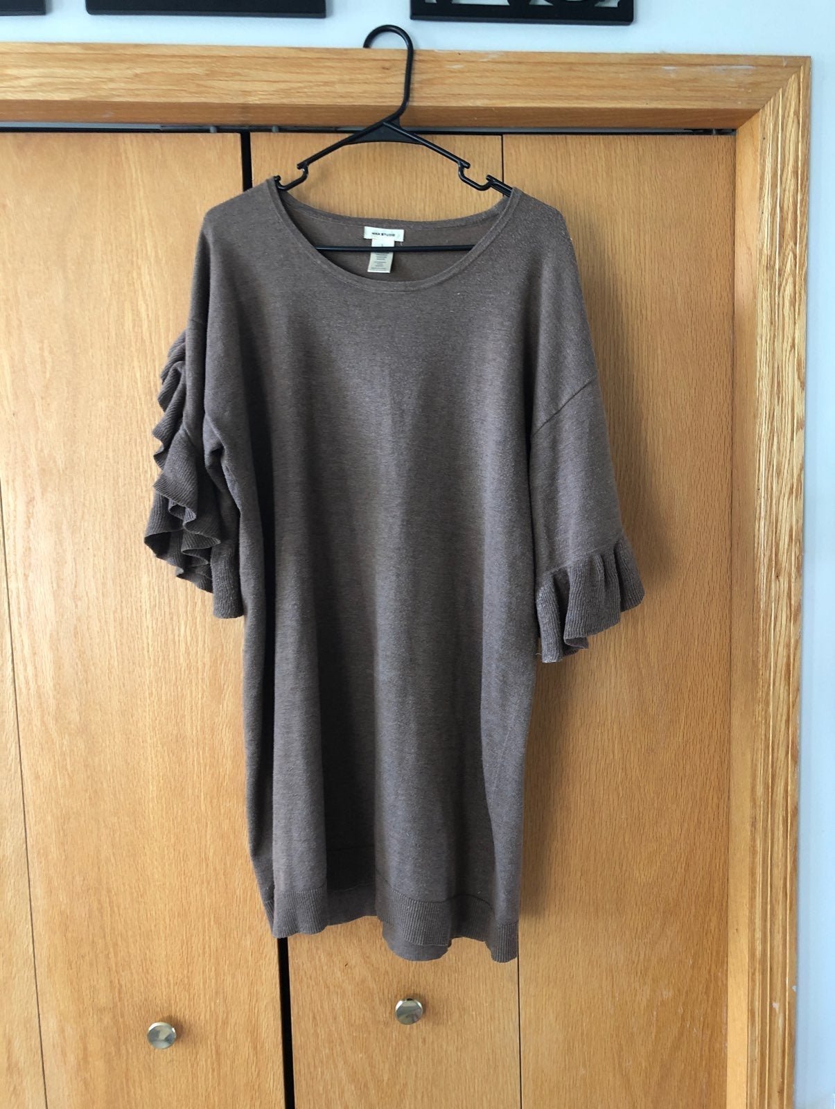 Sweater dress womans
