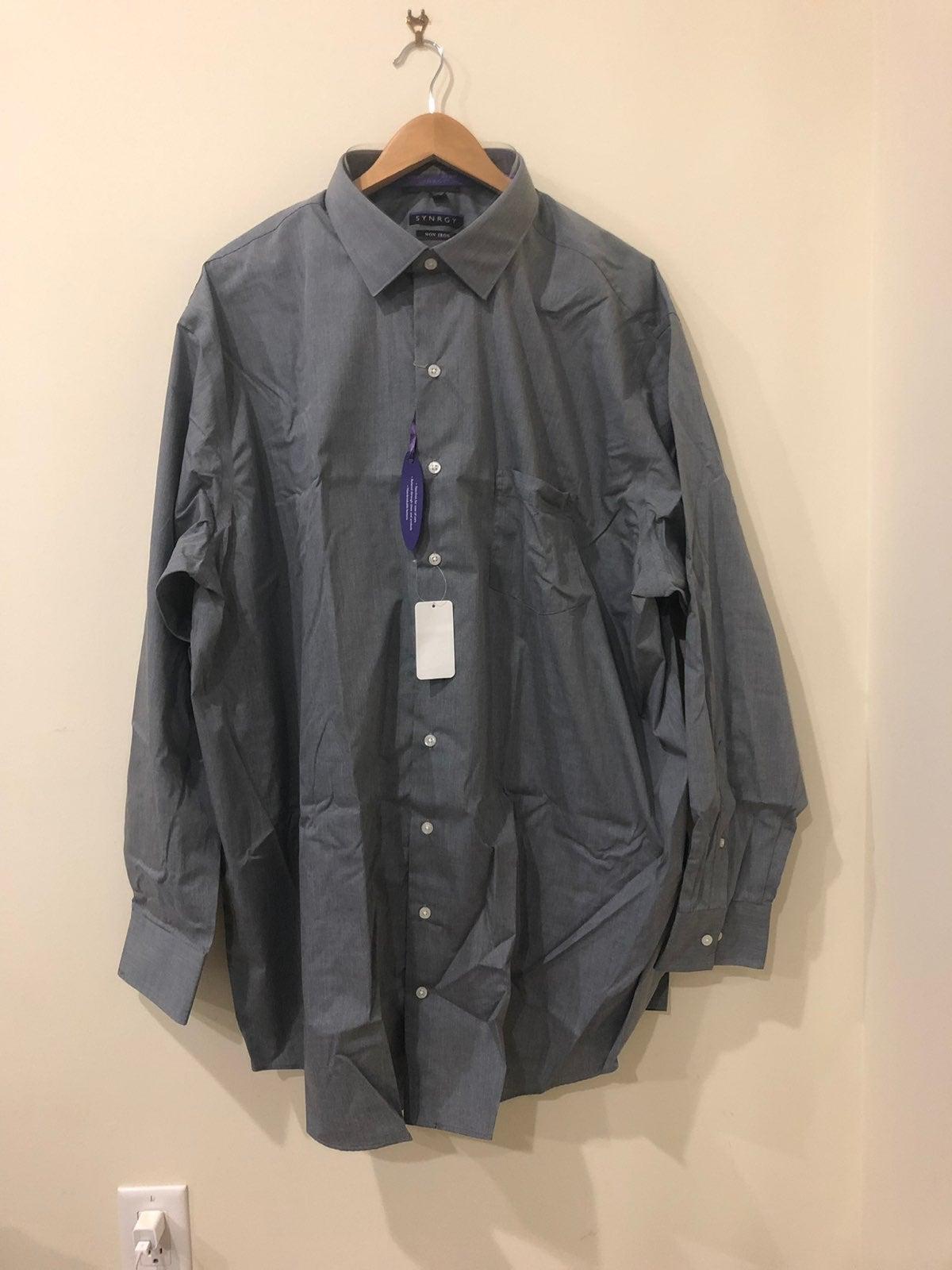 Synergy Men's Dress Shirt