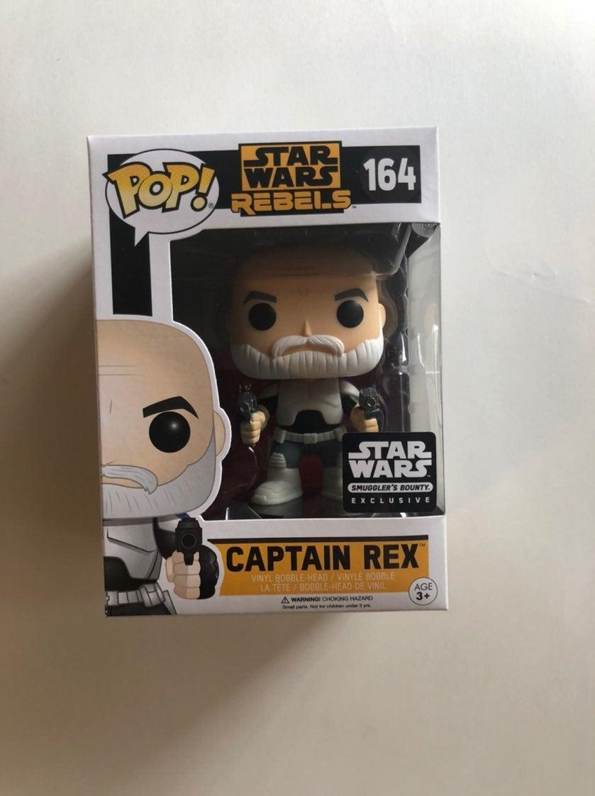 Captain Rex Funko Pop